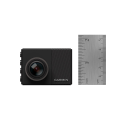 "Deals List: Garmin Dash Cam 65, 1080p 2.0"" LCD Screen, Extremely Small GPS-enabled Dash Camera, Extra Wide 180-Degree Field of View, Voice Control, Loop Recording, G-Sensor and Driver Alerts, Includes Memory Card"