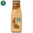 Deals List: Starbucks Frappuccino, Coffee, 9.5 Fl. Oz (15 Count) Glass Bottles