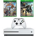 Deals List: Xbox one 1TB Console + Sunset Overdrive & Titanfall2 w/nitro Dlc Physical Games