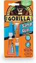 Deals List: Gorilla Super Glue, Two 3 Gram Tubes, Clear