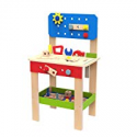 Deals List: Toyster's Wooden Tool Set And Workbench Station For Toddlers