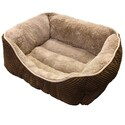 Deals List: Woof 20-inch x 17-inch Small Pet Bed Square