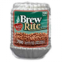 Deals List: Brew Rite Coffee Filter-700 ct, 8-12 Cups, White