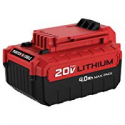 Deals List: PORTER-CABLE 20V MAX Lithium Battery, 4 -Amp Hour Battery (PCC685L)