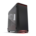 Deals List: Phanteks Eclipse P400 Black Steel / Tempered Glass RGB ATX Mid Tower Computer Case (Black/Red; PH-EC416PTG_BR)