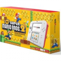 Deals List: Nintendo 2DS Scarlet Red w/New Super Mario Bros. 2 + Free 1 Game