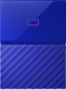 Deals List: WD - My Passport 4TB External USB 3.0 Portable Hard Drive - Blue, WDBYFT0040BBL-WESN
