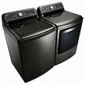Deals List: LG 5.2CuFt Mega Capacity Top Load Washer WT7600HKA + 7.3CuFt Ultra Large ELECTRIC TurboSteam Dryer DLEX7600KE