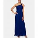 Deals List: Alex Evenings One-Shoulder Empire-Waist Gown