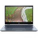"Deals List: HP Chromebook x360 14-da0011dx Chromebook Intel Core i3 8th Gen 8130U (2.20 GHz) 8 GB Memory 64 GB eMMC SSD 14.0"" Touchscreen Chrome OS, refurb"