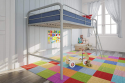 Deals List: DHP Junior Loft Bed Frame With Ladder, Silver