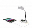 Deals List: Mainstays LED Desk Lamp with Qi Wireless Charging and USB Port