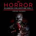 Deals List: 50 Classic Horror Short Stories Vol 1 Audiobook