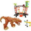 Deals List: Imaginext Jurassic World Research Lab w/T-Rex & Doctor Figure