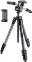 "Deals List: Manfrotto - Compact Advanced Smart 65"" Tripod - Black"