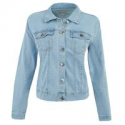 Deals List: 2-Pack Calvin Klein Womens Denim Trucker Jacket