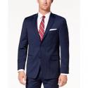Deals List: Tommy Hilfiger Modern-Fit TH Flex Stretch Pinstripe Suit Jacket