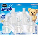 Deals List: 5 Pack Renuzit Snuggle Scented Oil Refill for Air Fresheners
