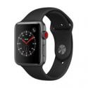 Deals List: Apple Watch Series 3 GPS + Cellular - 42mm - Sport Band - Aluminum Case