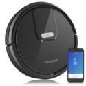 Deals List: Paxcess MT900 Robotic Vacuum Cleaner WiFi Connected Robot Cleaner Navigation Vacuum Cleaner Support Alex / Google Home For Pet Hair, Hard floor,Low Profile Carpet,Self Charging