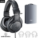 Deals List: Audio-Technica ATH-M20X Pro Monitor Headphones + Amplifier