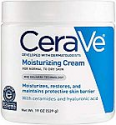 Deals List: CeraVe Moisturizing Cream | 19 Ounce | Daily Face and Body Moisturizer for Dry Skin