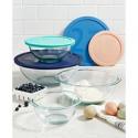 Deals List: Pyrex 8-Pc. Mixing Bowl Set