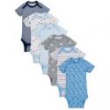 Deals List: 6-Pack Wonder Nation Short Sleeve Bodysuits Baby Boys