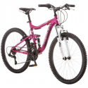 Deals List: 24-Inch Mongoose Ledge 2.1 Girls Mountain Bike