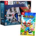 Deals List: Mario + Rabbids Kingdom Battle + Starlink: Battle Nintendo Switch