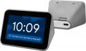 Deals List: Lenovo - Smart Clock with Google Assistant - Gray, ZA4R0002US