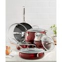 Deals List: Belgique Aluminum 11-Pc. Cookware Set