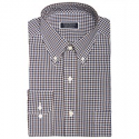 Deals List: Club Room Classic Fit Gingham Check Performance Dress Shirt