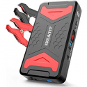 Deals List: BEATIT G18 QDSP 2000Amp Peak 12V Portable Jump Starter (Up to 8.0L Gas and Diesel Engine) 21000mAh Power Bank With Wireless Charger Smart Jumper Cables