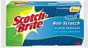 Deals List: Scotch-Brite Non-Scratch Scrub Sponge, Cleaning Power for Everyday Jobs, 9 Scrub Sponges