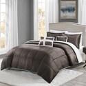 Deals List: True North Mink to Sherpa Comforter Set Twin 4pc