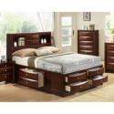Deals List: Madison Storage Platform Bed Queen Size