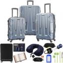 Deals List: Samsonite Centric 3pc Nested Hardside (20/24/28) Luggage Set