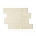 Deals List: 4 Pack Smart Tiles Metro Gallino 11.56 in W x 8.38in H Peel & Stick
