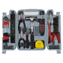 Deals List: Household Hand Tools, 130 Piece Tool Set by Stalwart, Set Includes – Hammer, Wrench Set, Screwdriver Set, Pliers (Great for DIY Projects)