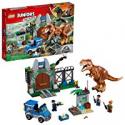 Deals List: LEGO Juniors Jurassic World T. Rex Breakout 10758 (150 Pieces)