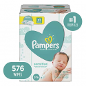 Deals List: 1408-Count HUGGIES Simply Clean Fragrance-free Baby Wipes