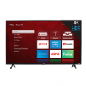 Deals List: TCL 65S421 65-In 4K Ultra HD 2160P HDR Roku Smart LED TV