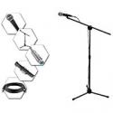 Deals List: Technical Pro Tripod Stand, Microphone, Bundle