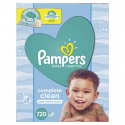 Deals List: 1440-Count Pampers Complete Clean Baby Wipes