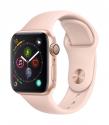 Deals List: Apple Watch Series 4 (GPS, 40mm) - Gold Aluminium Case with Pink Sand Sport Band