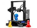 Deals List: SainSmart x Creality Ender-3 3D Printer, Resume Printing V-Slot Prusa i3 for Home and School Use