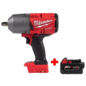 Deals List: Milwaukee M18 FUEL 18-V Lit-Ion Brushless 1/2 in. Wrench + Battery