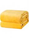 Deals List: Bedsure Fleece Blanket Twin Size Gold Lightweight Throw Blanket Super Soft Cozy Microfiber Blanket