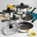 Deals List: Tramontina Simple Cooking Non-Stick Cookware Set, 9 Piece